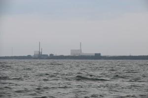 Oskarshamns kärnkraftverk.