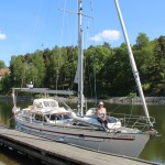 S/Y Looma IV -The star!