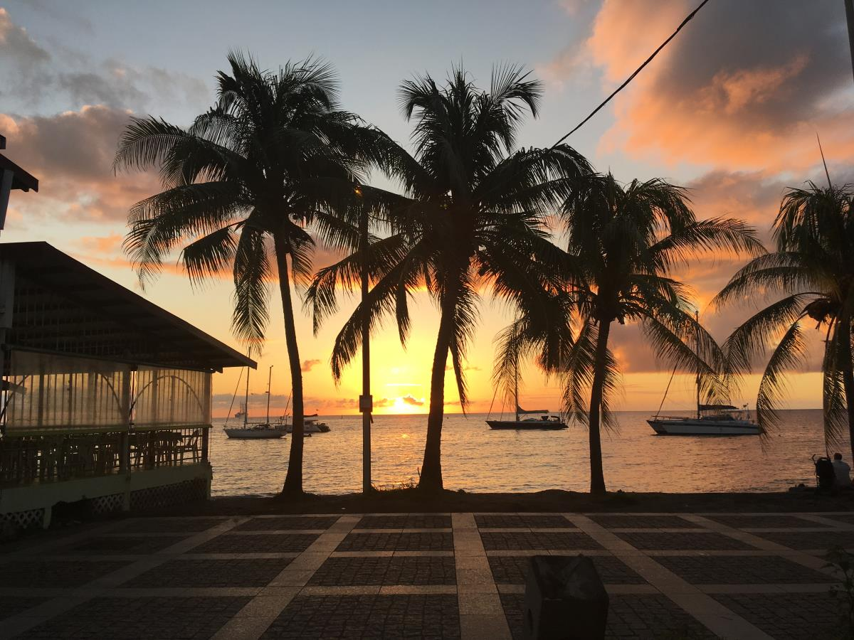 Ännu en vacker solnedgång!