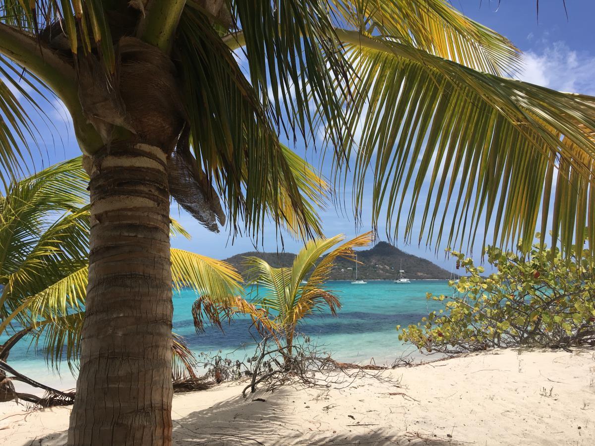 Karibien i ett nötskal, Sandy Island.