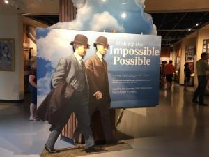 Bröderna Wright.